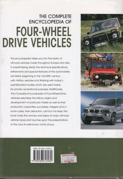 The Complete Encyclopedia of Four-Wheel Drive Vehicles (Jiri Fiala, 2006)