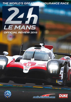 Le Mans 24 Hours 2018 Official Review DVD