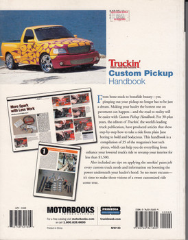 Truckin' Custom Pickup Handbook (by Truckin magazine, 2005) (9780760321805)