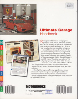 Ultimate Garage Handbook (9780760316405)