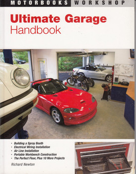 Ultimate Garage Handbook (9780760316405)