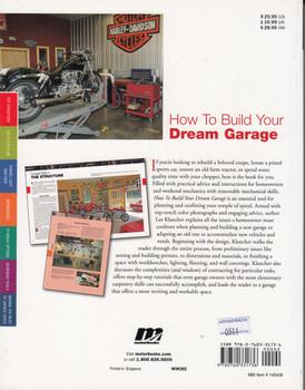 How to Build your Dream Garage (Lee Klancher, ) (9780760331736)
