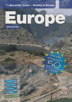 The Essential Guide to Driving in Europe: New Edition! (Julian Parish) (9781787113039)