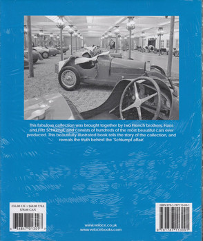 Schlumpf – The intrigue behind the most beautiful car collection in the world (9781787113091)
