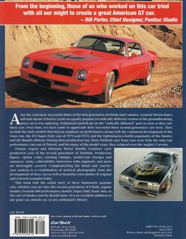 The Definitive Firebird & Trans Am Guide: 1970 1/2 - 1981 (9781613253212)
