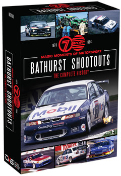 Bathurst - Shootouts The Complete History 1978 to 1996 DVD (SMMOMS_shootouts)