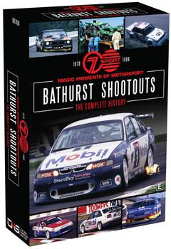 Bathurst - Shootouts The Complete History 1978 to 1996 DVD (SMMOMS_shootouts)