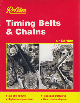 Rellim Timing Belts & Chains 4th Edition (9781876953805)