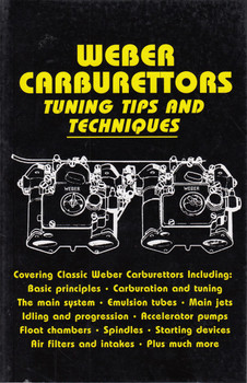 Weber Carburettors Tuning Tips and Techniques (9781855207592)