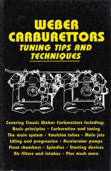 Weber Carburettors Tuning Tips and Techniques (9781855207592)