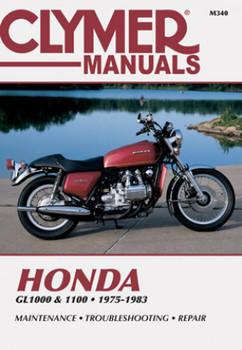 Honda GL1000 and 1100 1975-1983  Workshop Manual