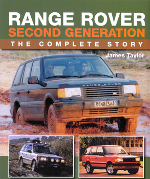 Range Rover Second Generation - The Complete Story (9781785004735)