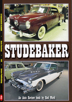Studebaker - An Auto Review book by Rod Ward (Auto Review No.144) (9781854821433)