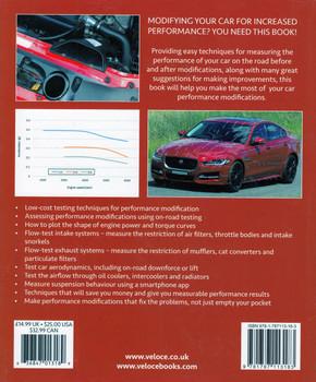 Optimising Car Performance Modifications (9781787113183)