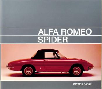 Alfa Romeo Spider (Patrick Dasse) (9783871661266)