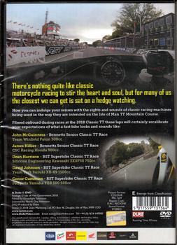 Isle Of Man TT Races 2018 - On-Bike Laps DVD