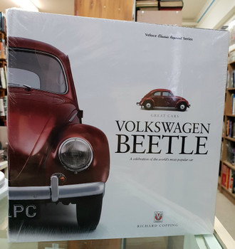 Volkswagen Beetle - A Celebration of the World's Most Popular Car (Richard Copping) (9781787113015)