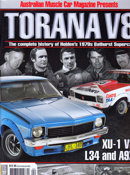 Torana V8The Complete history of holden's 1870s Bathurst Supercar (X-U1 V8 L34 through to the A9x)