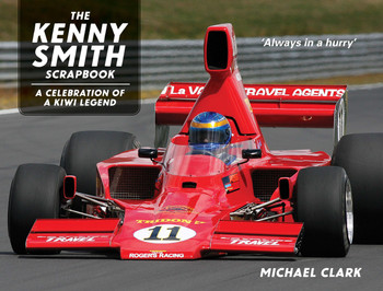 The Kenny Smith Scrapbook - A Celebration of A Kiwi Legend (9781869539498)