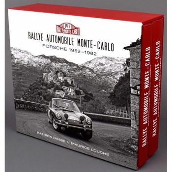 Porsche - Rallye Automobile Monte-Carlo 1952 - 1982 (Patrick Dasse, Maurice Louche) (9783871661082)