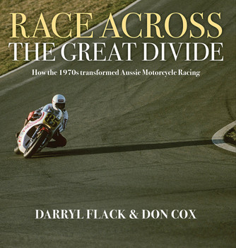 Race Across The Great Divide (Darryl Flack & Don Cox) (9780995437807)