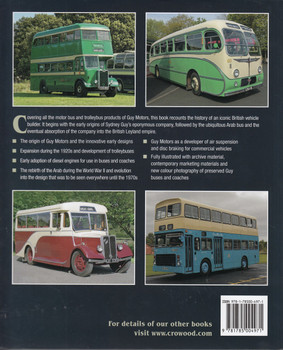 Guy Motors - Buses and Coaches (by Kevin Warrington) (9781785004971)