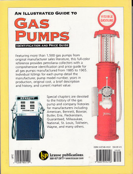 An Illustrated Guide to Gas Pumps - Identification and Price Guide (Paperback by Jack Sim) (9780873494106)
