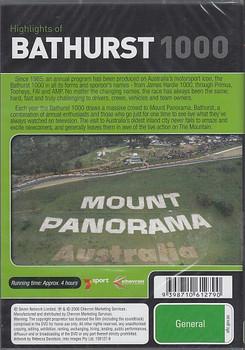 Highlights of Bathurst 1000 1985 1986 1987 DVD