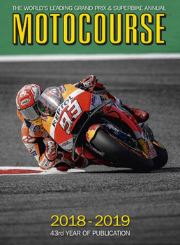 Motocourse 2018 - 2019 (No. 43) Grand Prix and Superbike Annual (9781905584323)