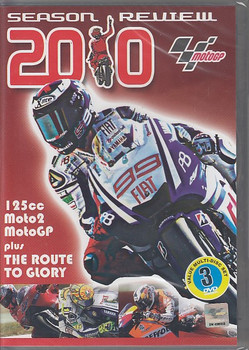 MotoGP Season Review 2010 DVD