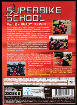 Super Bike School Part 2 - Ready To Win