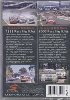 AI 1000 Classic Mt Panorama Bathurst 1999 Highlights, FAI 1000 Mt. Panorama Bathurst 2000 Highlights DVD (9340601002159)