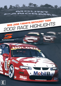 Bob Jane T-Marts Bathurst 1000 2002 Race Highlights DVD (9340601002173)