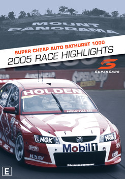 Supercheap Auto Bathurst 1000 2005 Race Highlights (9340601002203)