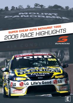 Supercheap Auto Bathurst 1000 2006 Race Highlights (9340601002210)