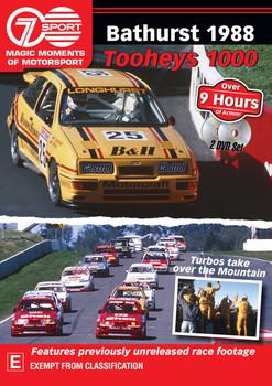Magic Moments of Motorsport - Bathurst 1988 - James Hardie 1000 DVD (9340601002111)