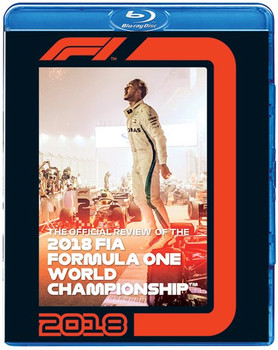 Formula One 2018 Official Review - F1 Bluray