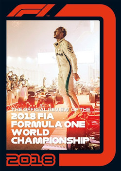 Formula One 2018 Official Review - F1 Bluray (6068BD)