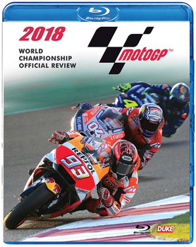 otoGP 2018 - Official Review Blu-ray (1826BR)