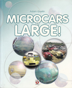 Microcars at Large! (Paperback) by Adam Quellin (9781845840921)