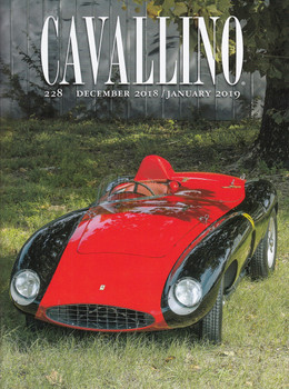Cavallino The Journal Of Ferrari History Number 228 Jan 2018 / Dec 2019