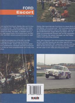 Ford Escort - A Winner's Car: The legendary Mk1 & Mk2 in rallying