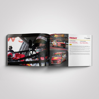 Shell V-Power Racing Team 2018 Season Review Collectors Book (9781922269010)