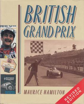 British Grand Prix by Maurice Hamilton (Revised Edition)