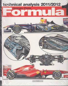 Formula 1 Technical Analysis 2011 - 2012 (Giorgio Piola) (9788879115537)