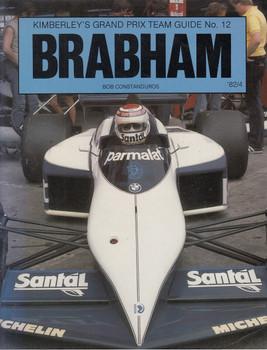 Brabham (Kimberley's Grand Prix Team Guide No.12)