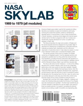 NASA Skylab 1969- 1979 Haynes Owners' Workshop Manual (9781785210655)