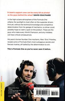 The Mechanic -The Secret World of the F1 Pitlane (Marc Elvis Priestley) (9781787290433)