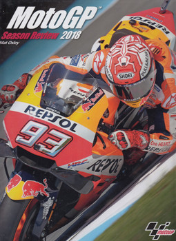 MotoGP Season Review 2018 NUMBER 15 (9781527228276)
