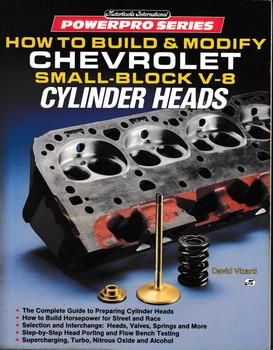 How to Build & Modify Chevrolet Small-Block V-8 Cylinder Heads (David Vizard) (9780879385477)